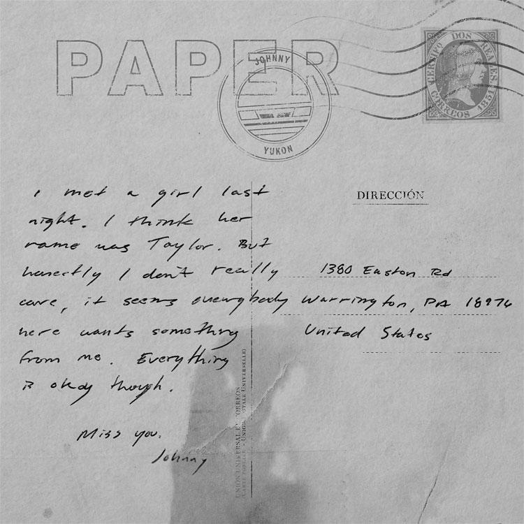New Music: Johnny Yukon – Paper