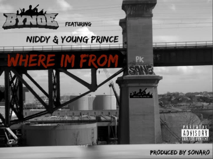 Video: Bynoe feat. Young Prince – Where I'm From