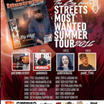 "Big Heff Launches ""Streets Most Wanted Summer Tour"""