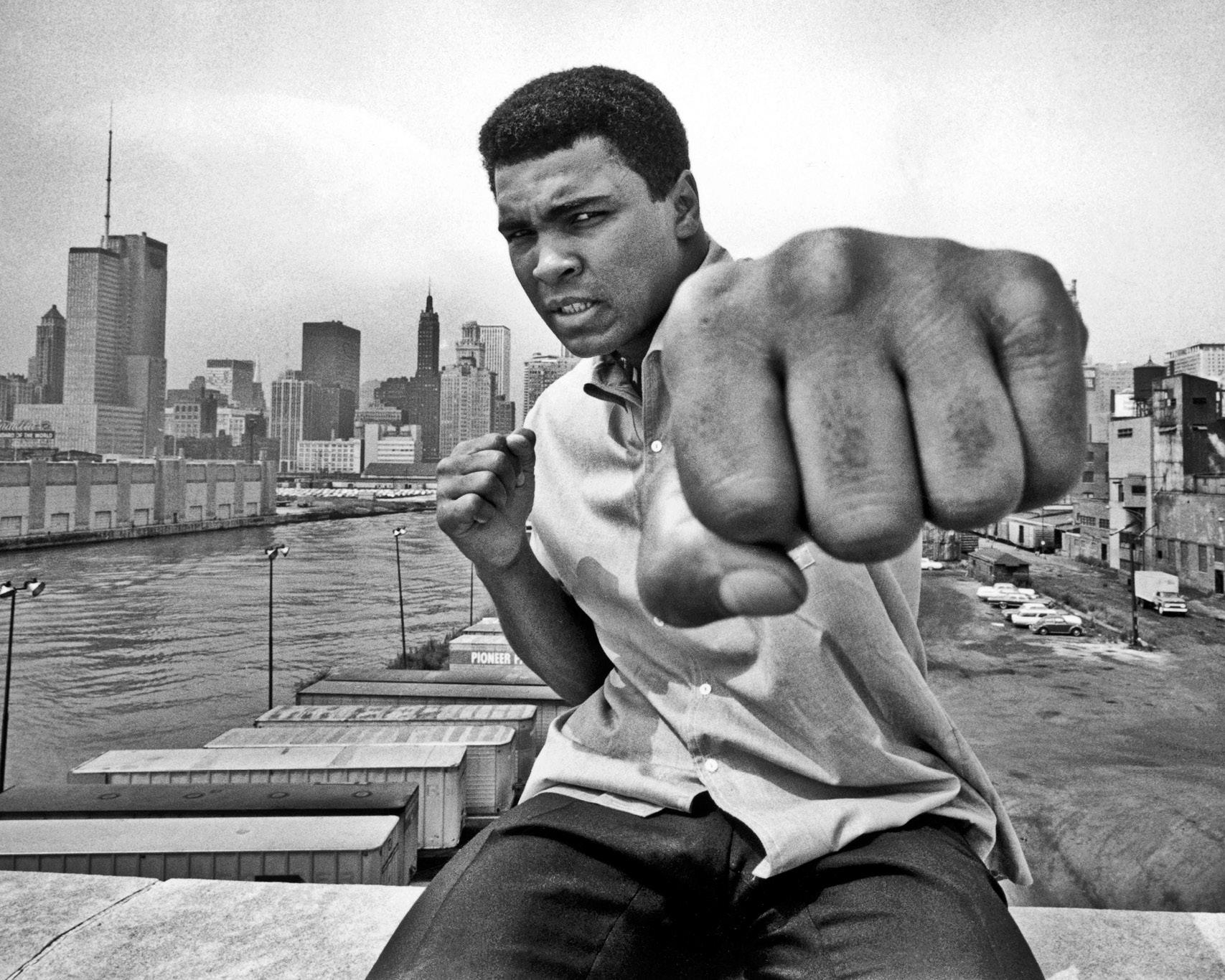 Muhammad Ali Passes Away at 74