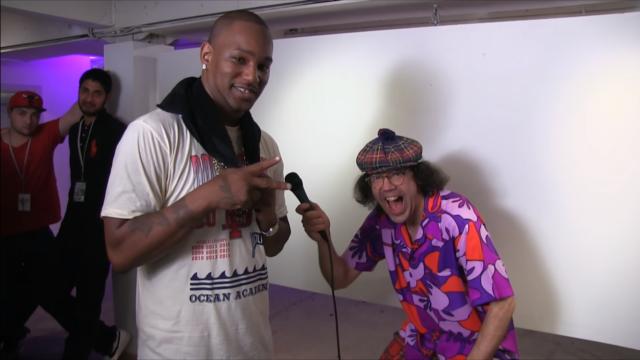 Video: Nardwuar vs. Cam'Ron