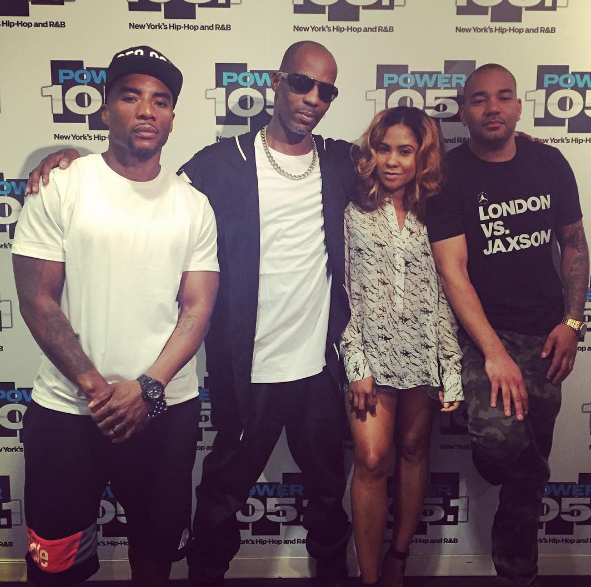 Video: DMX Interview With The Breakfast Club