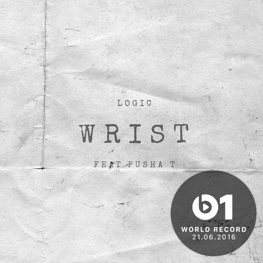 New Music: Logic – Wrist (Ft. Pusha T)