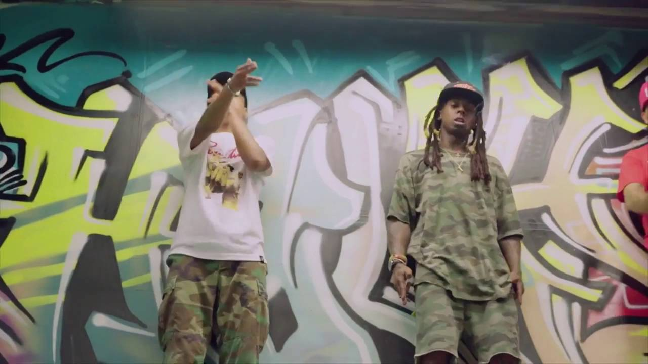 New Video: Lil Wayne – Skate It Off