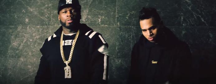 Video: 50 Cent ft. Chris Brown – No Romeo No Juliet