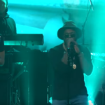 Video: ScHoolboy Q Performs 'THat Part' on 'The Late Show'