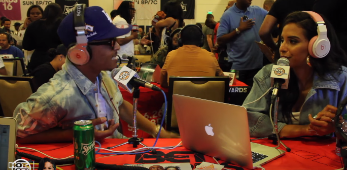 Video: T.I. On Advice for Troy Ave, Donald Trump, & More With Hot 97