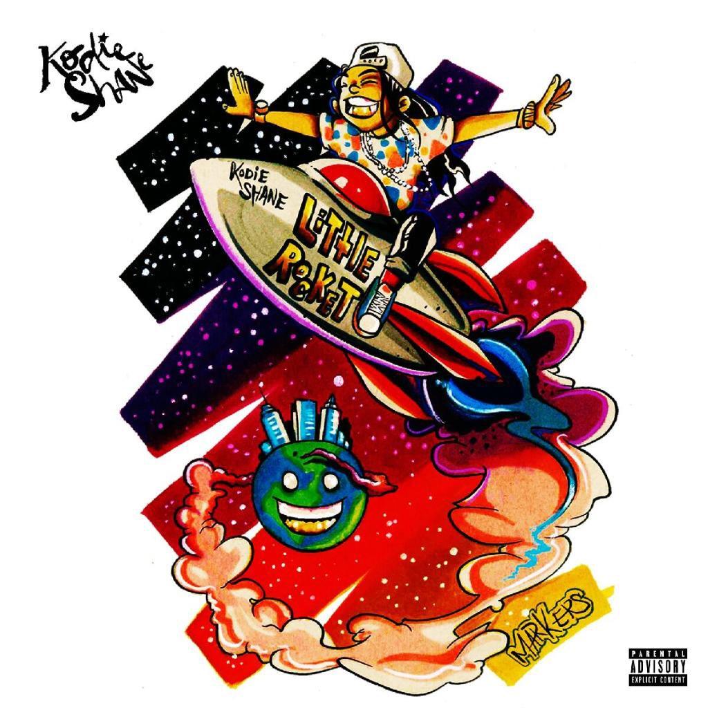 New Music: Kodie Shane – Little Rocket (EP)