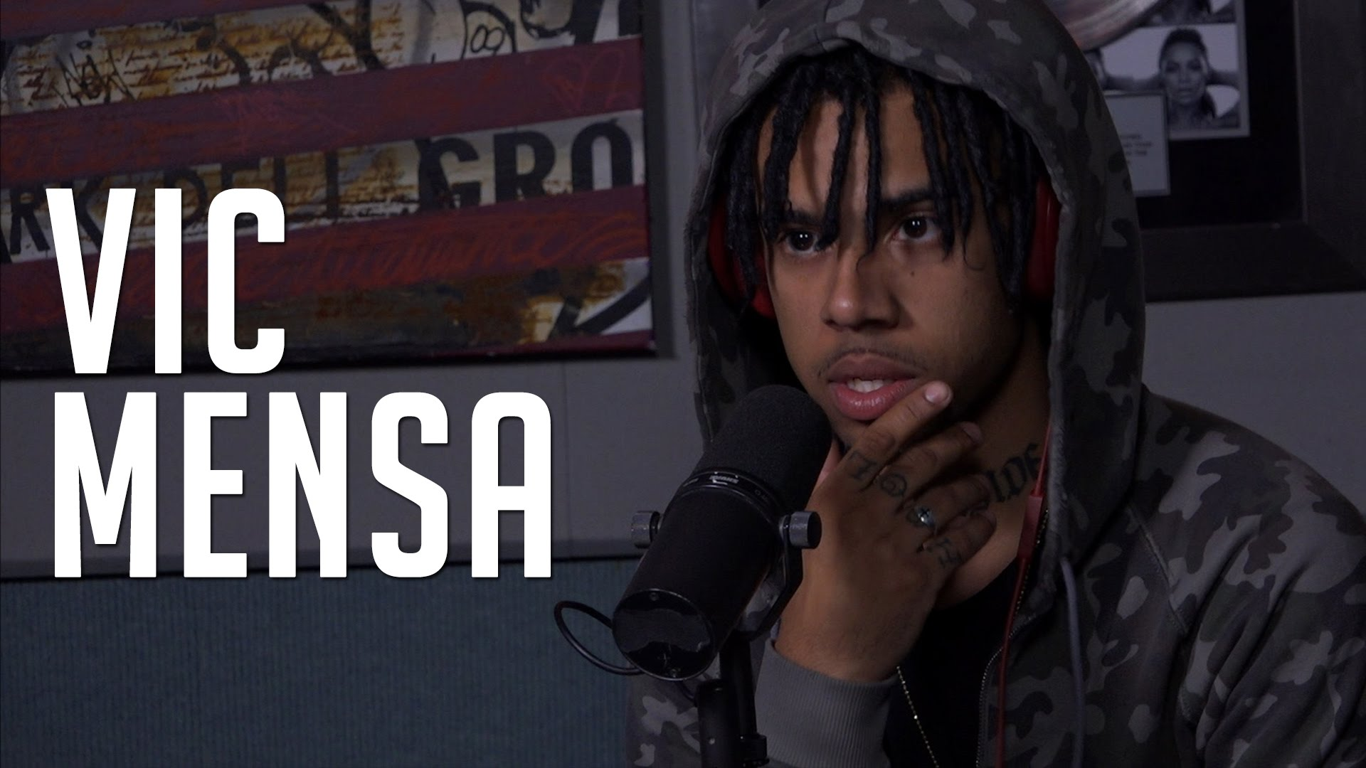 Vic Mensa Talks New EP, Working With Kanye & More On 'Ebro In The Morning' (VIDEO)