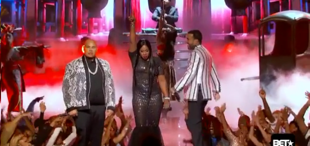 Video: Fat Joe, Remy Ma, & French Montana Perform 'All The Way Up' at 2016 BET Awards - ITSBIZKIT