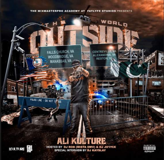 Ali Kulture - The World Outside