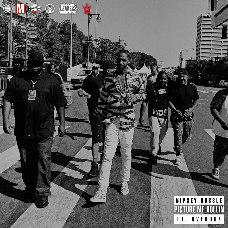 New Music: Nipsey Hussle ft. Overdoz – Picture Me Rollin