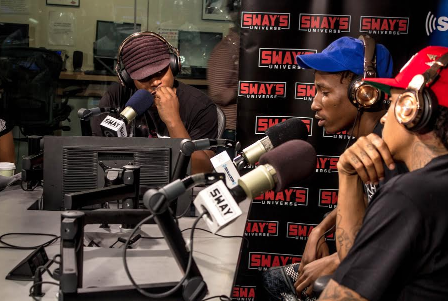 """Video: Mir Fontane – """"Sway In The Morning"""" Freestyle"""