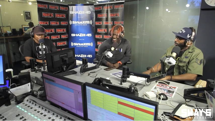 Lil Yachty Says He's the King of the Youth, Doesn't Know if He'll Make Music Past 30 + Freestyles!