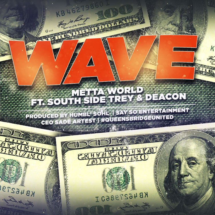 New Music: Metta World Peace Ft. Ben Mclemore, South Side Trey, Deacon, Piff & Oun P – Wave