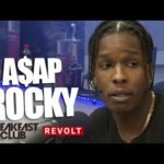 A$AP Rocky Talks Blacks Lives Matter, Recent Criticism & More On 'The Breakfast Club' (VIDEO)