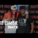Mike Zombie Talks Favorite Jersey MCs, Working w/ Drake & More On 'Sway In The Morning' (VIDEO)