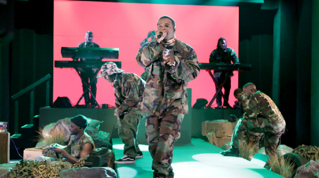 """A$AP Mob Performs """"Yamborghini High"""" Live On 'The Tonight Show' (VIDEO)"""