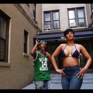 New Video: Cashflow Harlem Ft. Cardi B – Want My Love Back