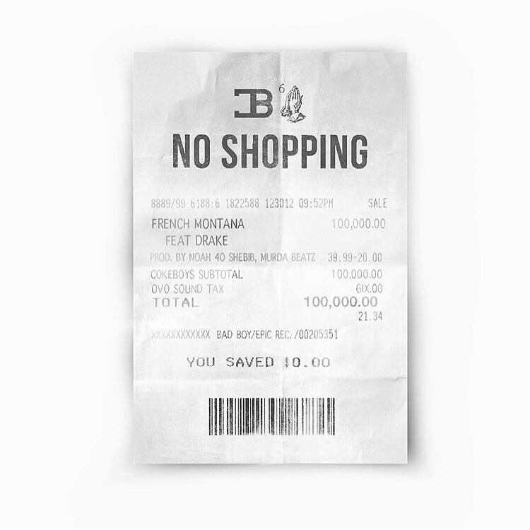New Music: French Montana – No Shopping (Ft. Drake)