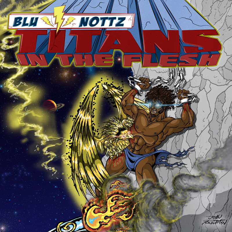 New Music: Blu & Nottz - Giant Steps (Ft  Bishop Lamont