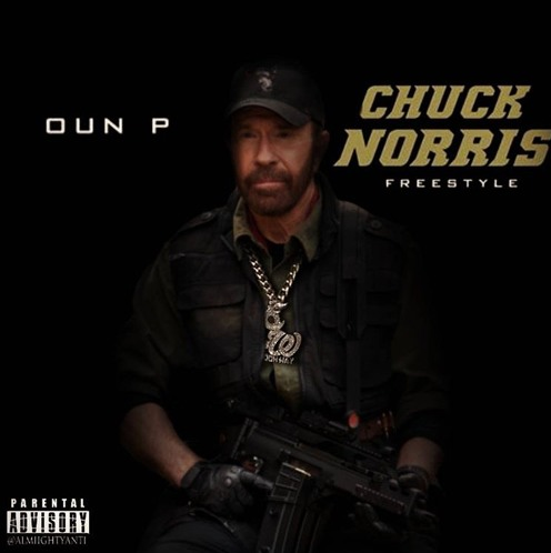 New Music: Oun-P – Chuck Norris (Freestyle)