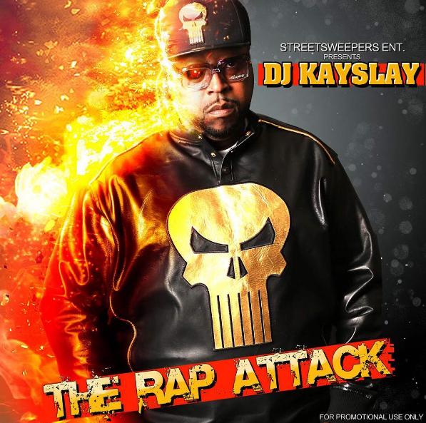 Mixtape: DJ Kay Slay – The Rap Attack