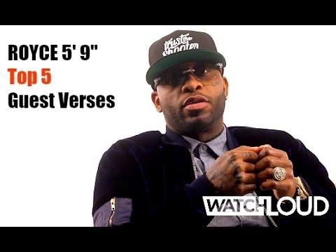 """Royce Da 5'9"""" Names His Top 5 Guest Verses (VIDEO)"""