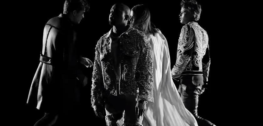 Video: Kanye West – Wolves