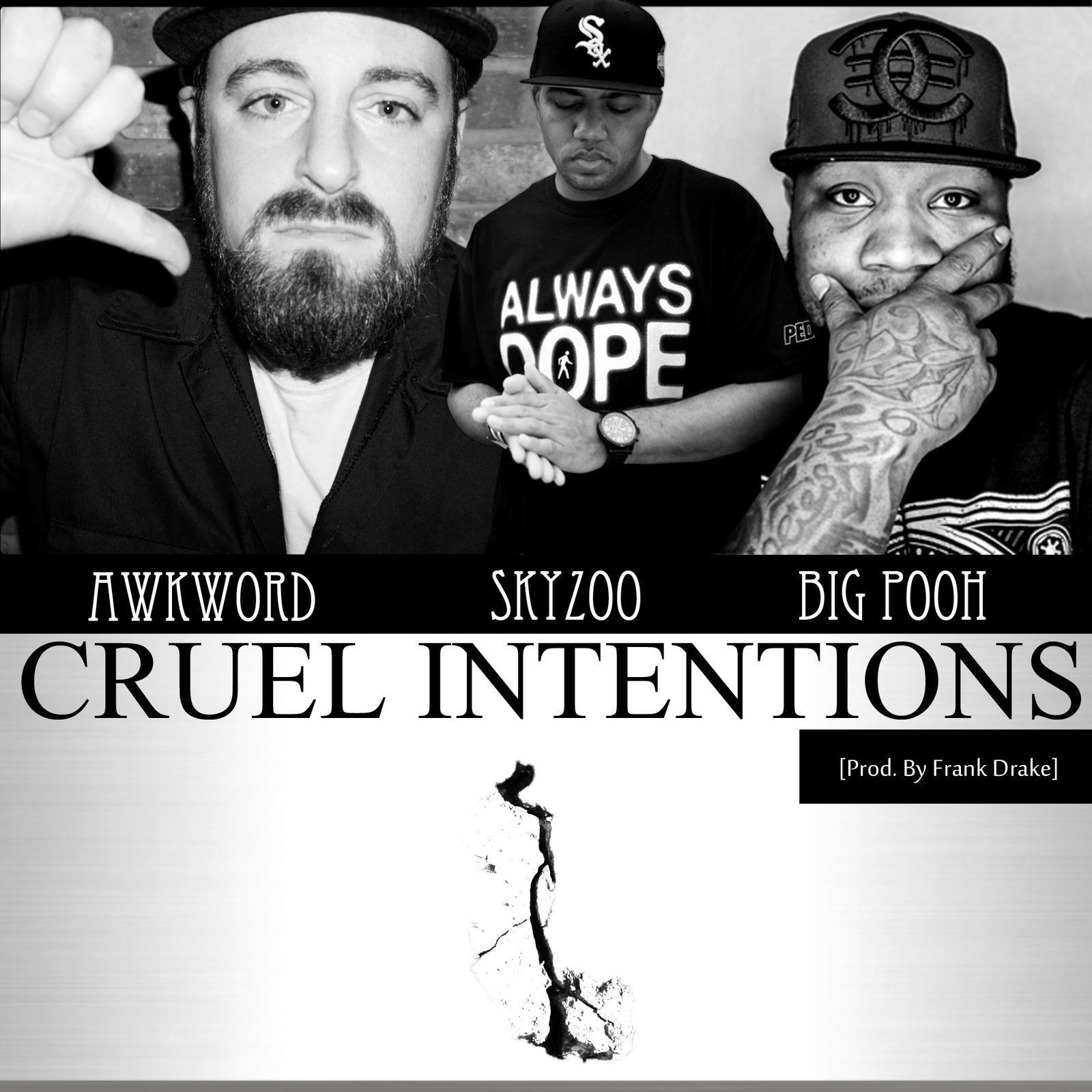 New Music: AWKWORD feat. Big Pooh & Skyzoo – Cruel Intentions (Remix)