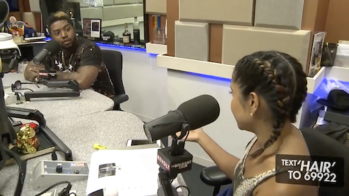 """Lil Scrappy Talks New Music, Recent Engagement, Mom Being an Artist & More on """"The Breakfast Club"""""""