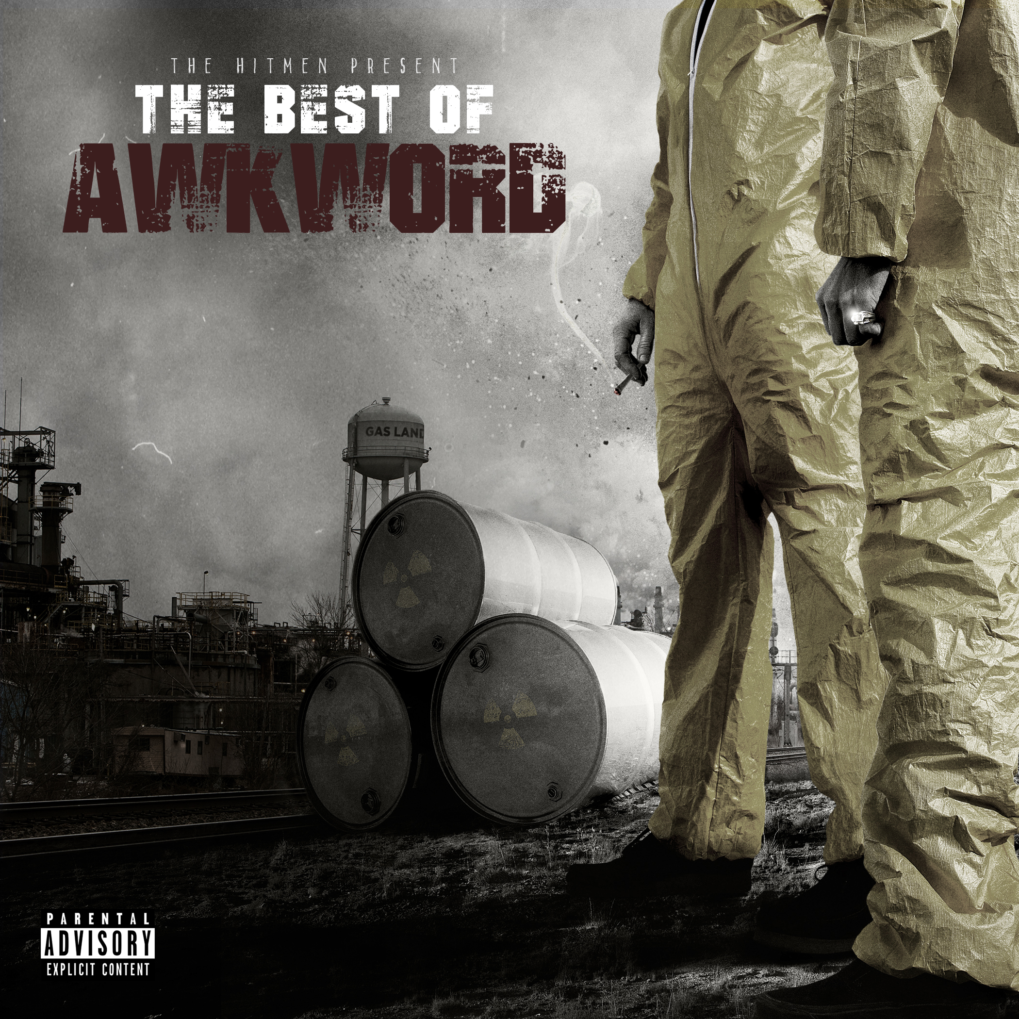New Music: AWKWORD – The Best of AWKWORD (Mixtape)