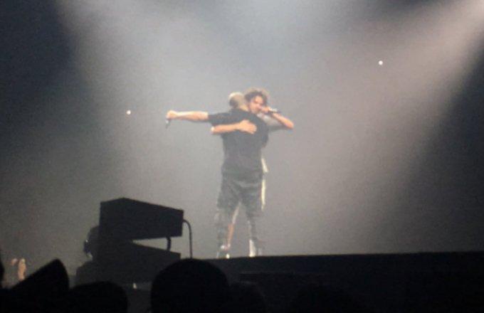 Drake Brings Out Dipset, J. Cole, Fat Joe, T.I. & More @ MSG (VIDEO)