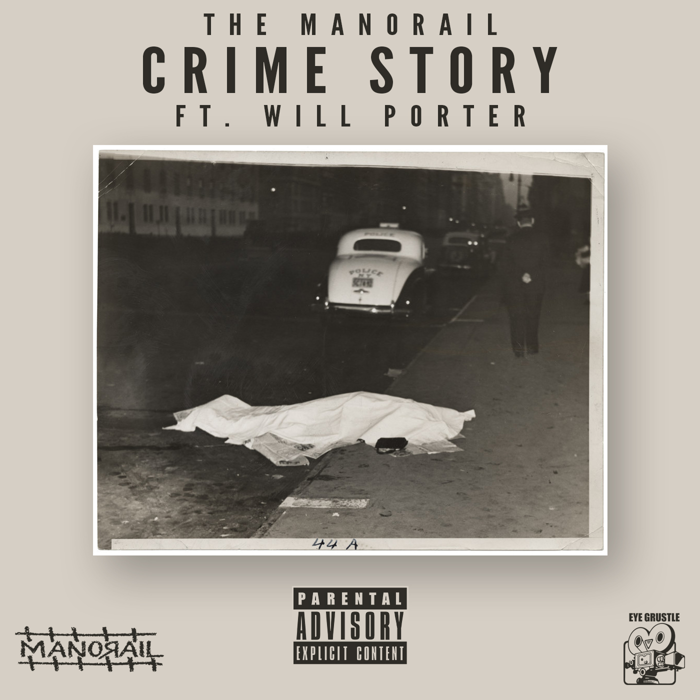New Music: The Manorail – Crime Story (Ft. Will Porter)
