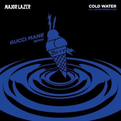 New Music: Major Lazer ft. Gucci Mane, Justin Bieber, & MØ – Cold Water (Remix)