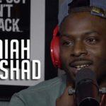 Isaiah Rashad Talks New Album, Drug Addiction & More On 'Ebro In The Morning' (VIDEO)