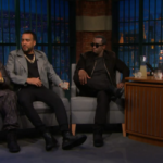 Video: Puff Daddy, DJ Khaled, & French Montana On Late Night With Seth Meyers