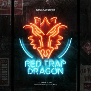 makonnen-red-trap-dragon-cover