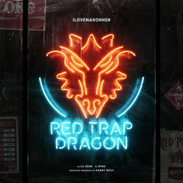 Mixtape: ILOVEMAKONNEN – Red Trap Dragon