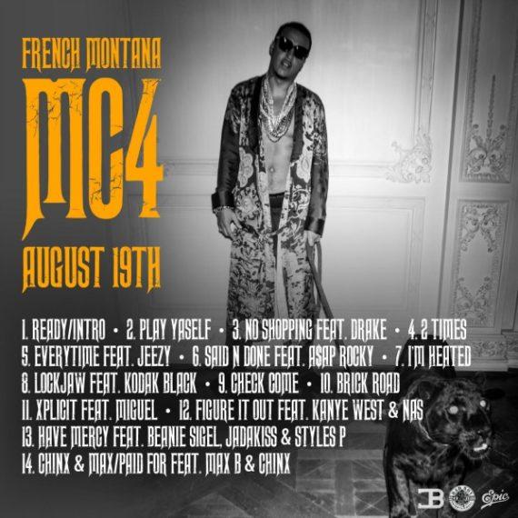mc4tracklist