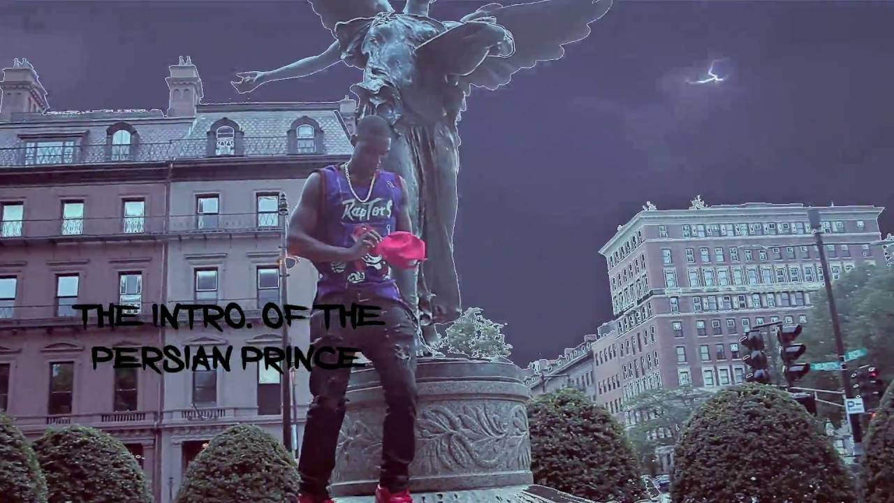 New Video: DaeTyme – The Intro (Persian Prince)