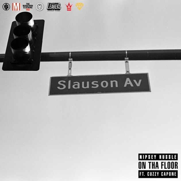 New Music: Nipsey Hussle – On The Floor (Ft. Cuzzy Capone)