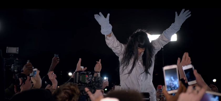 Video: Rihanna – Goodnight Gotham