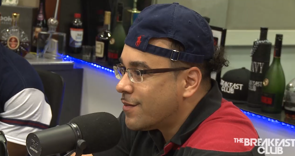 Video: Rob Markman Interview With The Breakfast Club