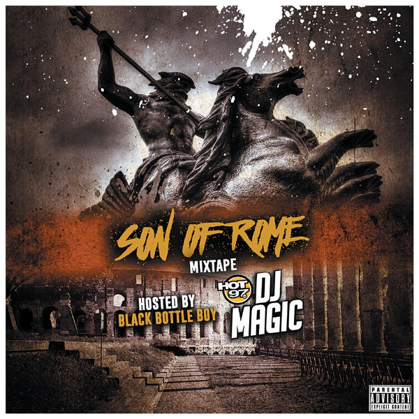 New Mixtape: Ron Oneal – Son of Rome