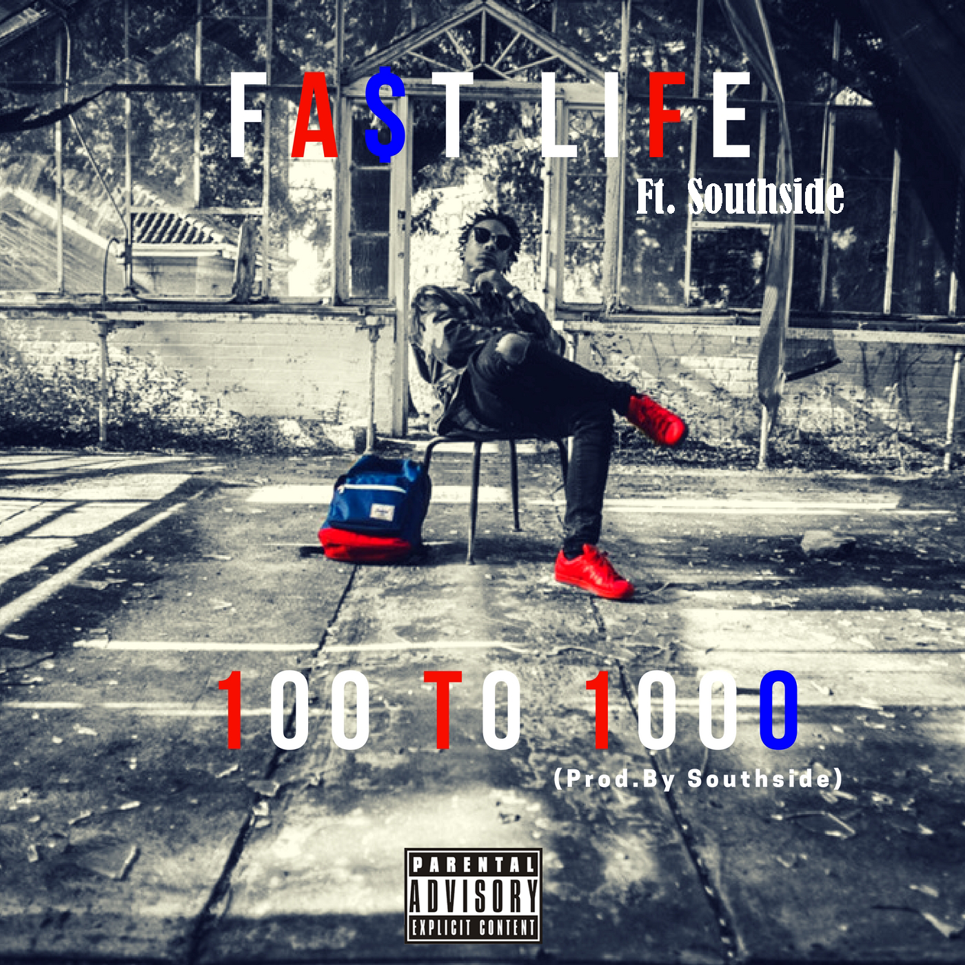 """New Music: Fa$t Life Ft. Southside – """"100 to 1000"""" (Prod. by Southside)"""