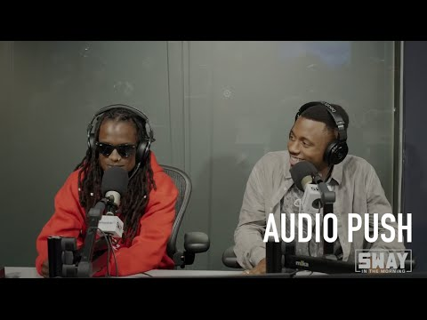 "Audio Push Talks ""90951"", Kid Cudi Co-Sign & More On 'Sway In The Morning' (VIDEO)"