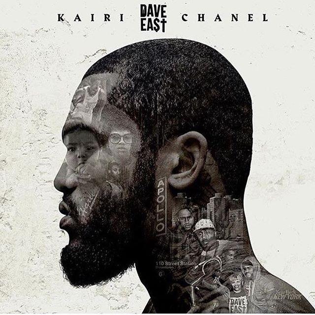 "Dave East Reveals ""Kairi Chanel"" LP Artwork & Tracklist"