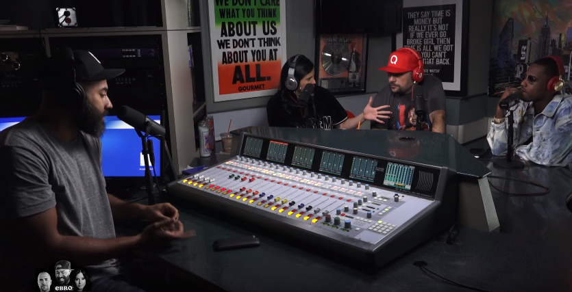 Fabolous Interview With Ebro In The Morning