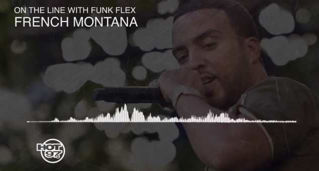 Listen: French Montana Talks Max B's Sentence & Iggy Azalea With Funk Flex